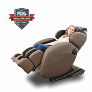 Best Recliners for Back Pain - Kahuna LM6800 Reclining massage chair