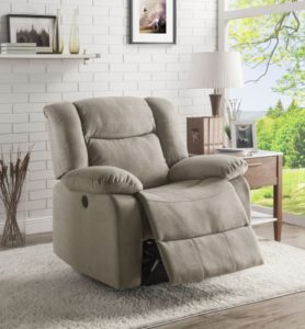 LIFESTYLE RECLINER FOR SLEEPING