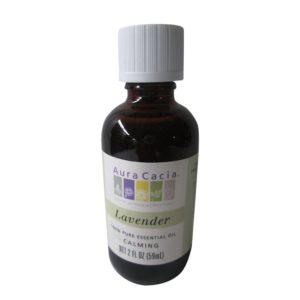 Aura Cacia Lavender Oil