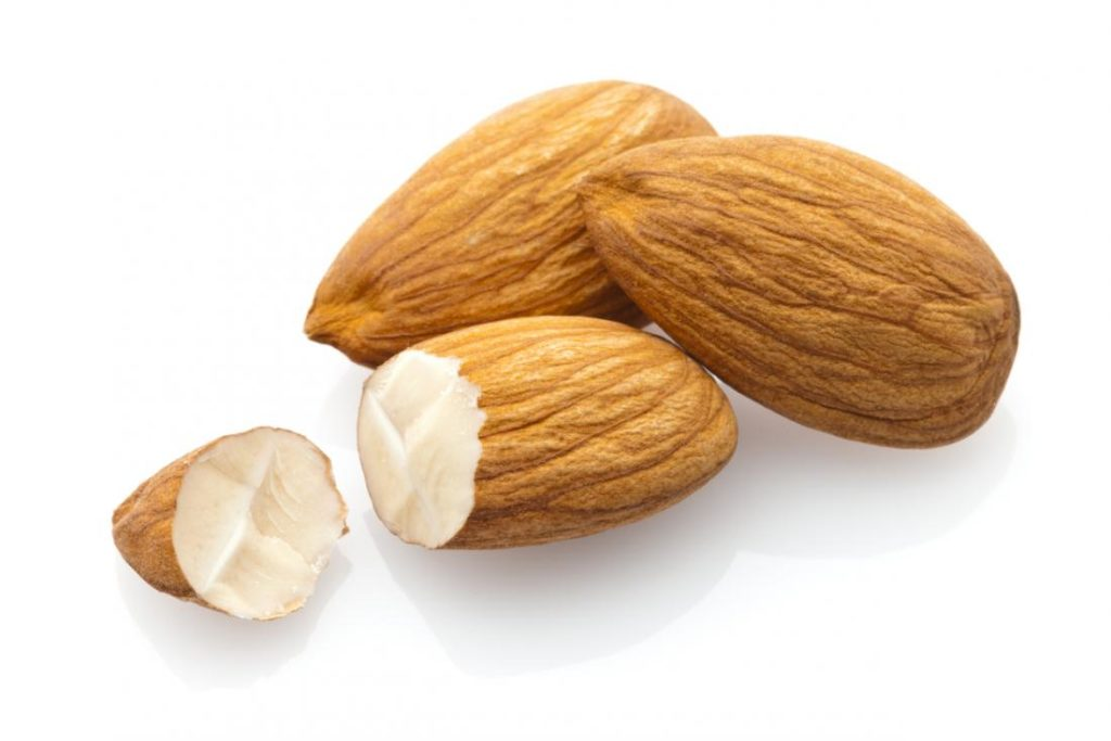 almonds for libido increase