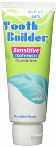 Squiggle Tooth Builder Sensitive Toothpaste