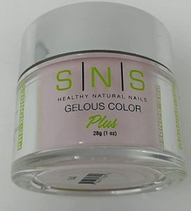 SNS Nails nude