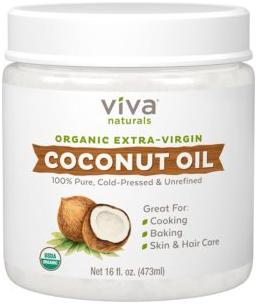 viva natural coconut oil