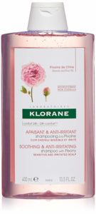 klorane shampoo for dry sensitive scalp