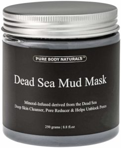 Pure Body Natural Dead sea mud