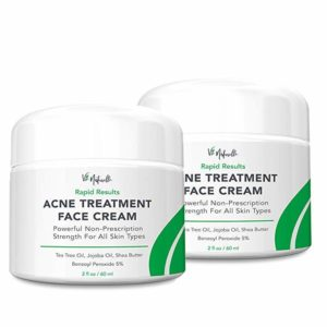 Vie Naturelle Acne treatment face cream
