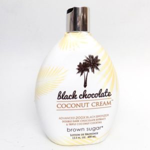 black chocolate bronzer