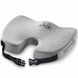 Bod Support Orthopedic Memory Foam Cushion