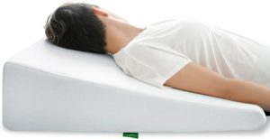 Cushy Form 10-inch post surgery wedge pillow