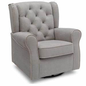 Delta Children Emerson Glider Swivel Rocker Chair