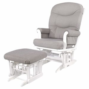 Dutailier Multiposition Lock Recline Ottoman