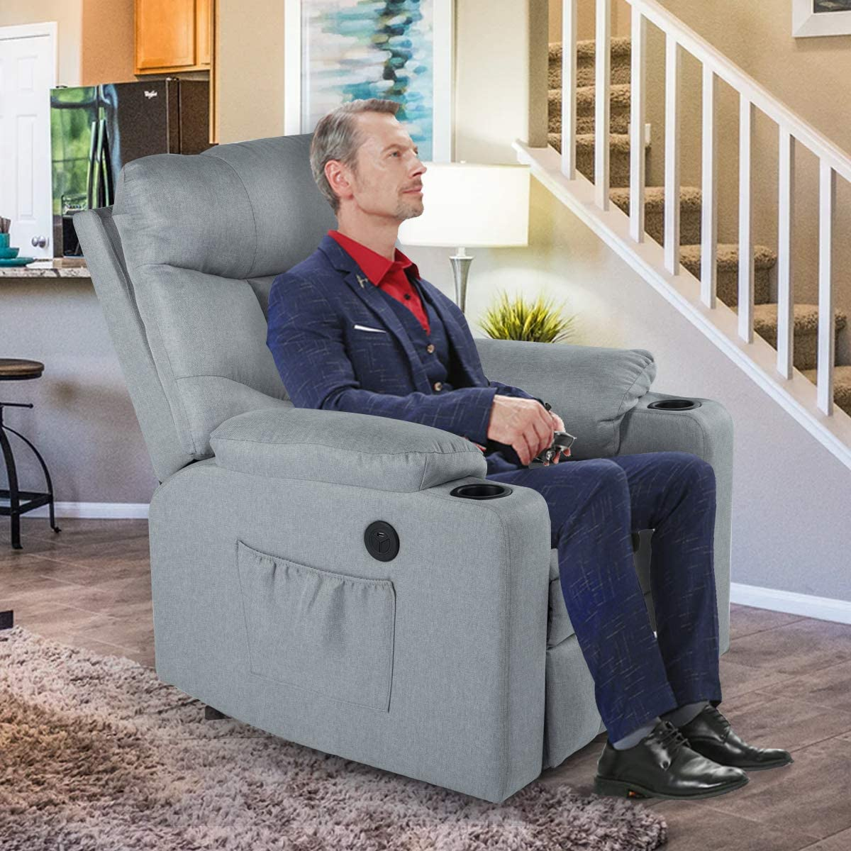 Best Living Room Chair for Back Pain 2020 [Reviews and ...