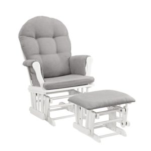 Windsor Glider and Ottoman
