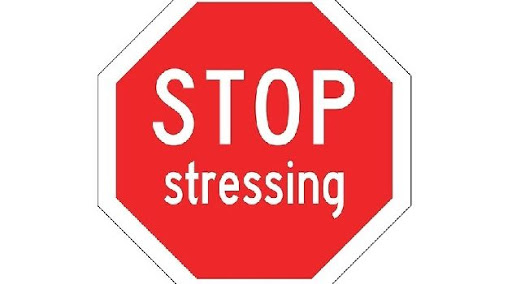 stop stressing to last longer in bed