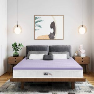 Best Mattress Pad for Back Pain - Bedstory mattress pad for back pain