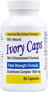 Ivory Caps Skin Whitening Pills