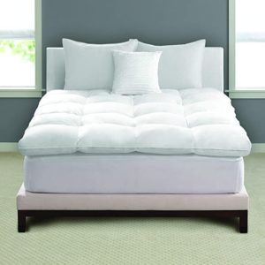 Pacific coast mattress pad for back pain