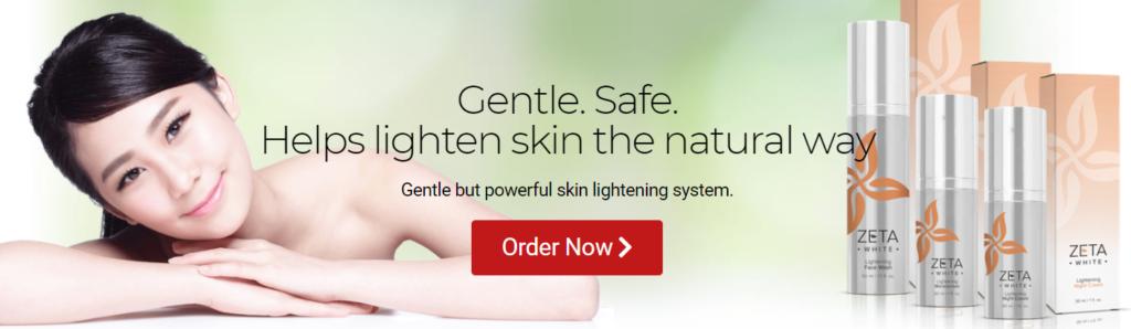 zeta white skin lightening and whitening cream