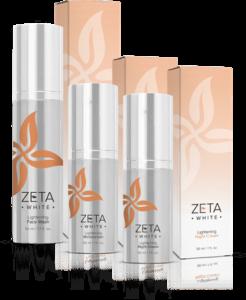 zeta white skin whitening cream, soap