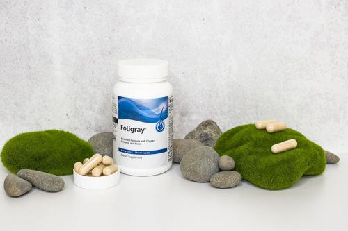 Foligray anti gray hair supplement