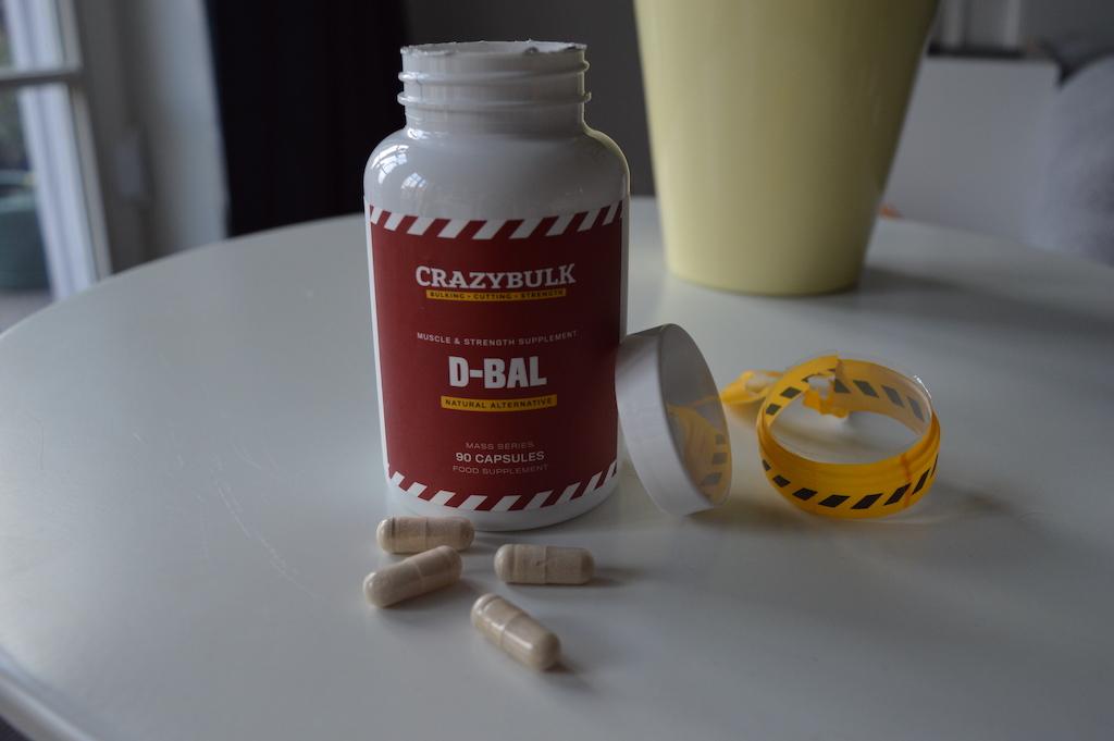 D-Bal muscle pill