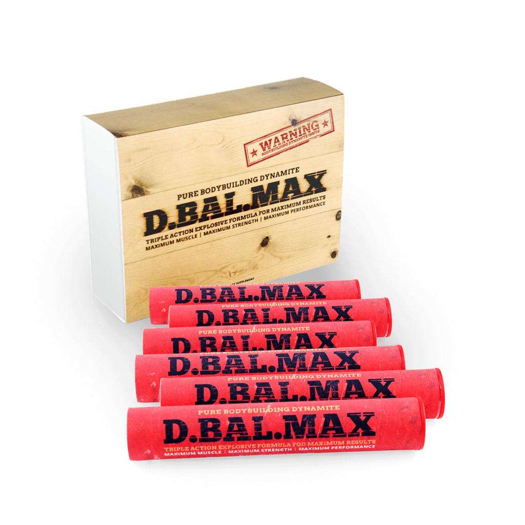 DBAL Max best muscle pills on the market