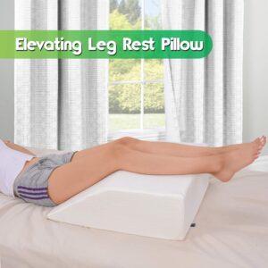 Ab co elevating leg pillow