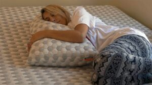 Layla Kapok pillow that don't go flat