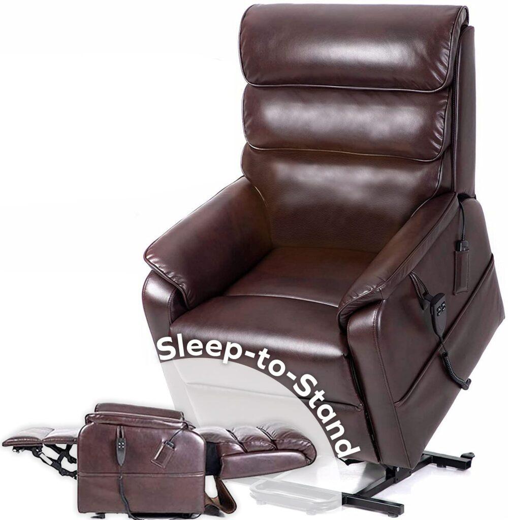 Firstclass best lay flat power recliners