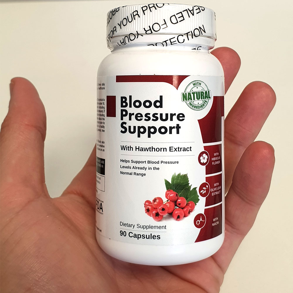 Is This the Safest Blood Pressure Medicine Available